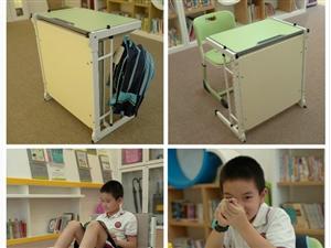 学校家具、课桌椅批发?推荐一体学生课桌