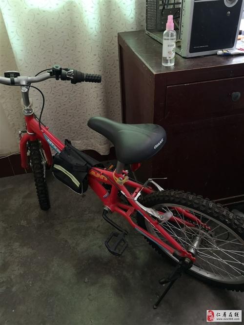 二手捷安特儿童自行车