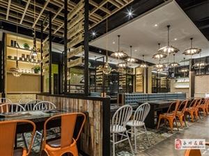 重庆餐厅装修|四川成都餐饮店设计|火锅装修唯楷装饰