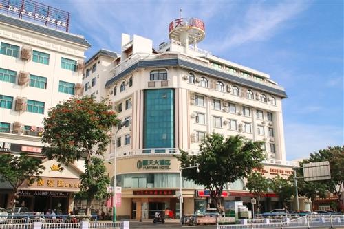 云天大酒店