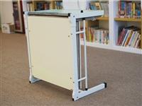 托管輔導班課桌椅折疊兩用兼顧學習和休息