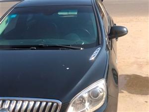 2013年11月份自动挡别克英朗GT高配出售