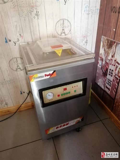 全新真空压缩包装机