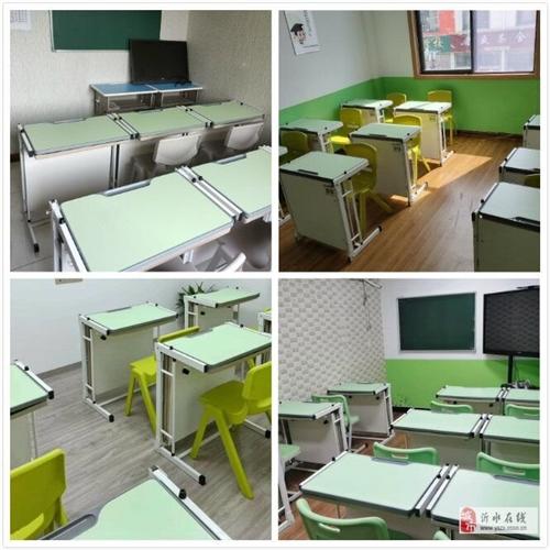 托管班课桌椅怎么摆放好?用贝德思科整洁美观