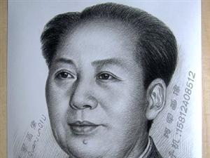 手工画像手绘素描画像人物画像画肖像