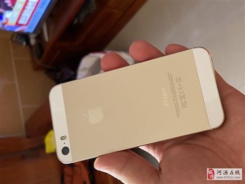 出售一臺自用蘋果5s,32G,支持移動聯通