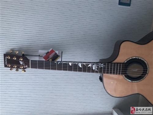 轉讓(99成新)楚門850S電箱吉他