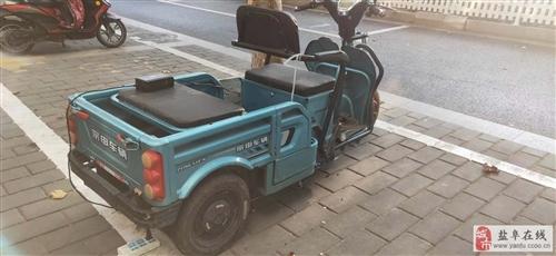 阜寧出售一輛電動三輪車