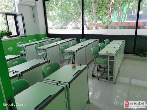 学生一体课桌椅,托管辅导班专用课桌椅,学生课桌