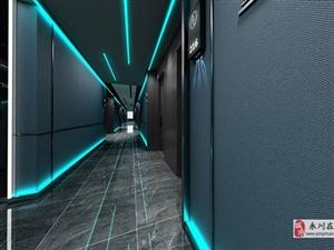 重庆特色酒店装修,电竞酒店装潢设计特征与经验