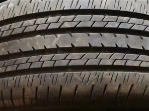 本人长期出售精品二手拆车轮胎