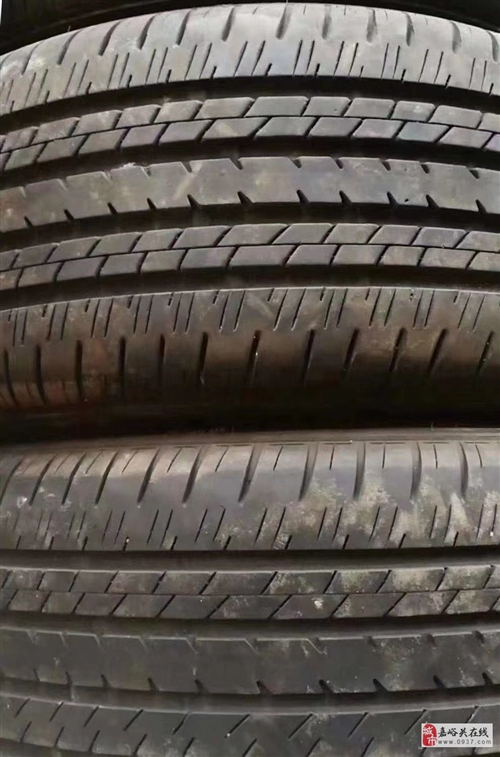 本人长期出售各类精品二手拆车轮胎