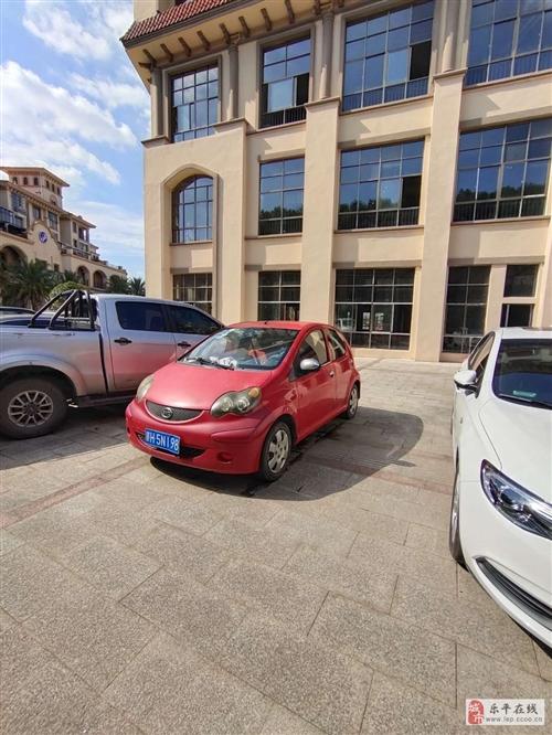 个人比亚迪F0诚心出售适合新手练车售价3600元