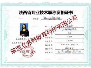 2020年陕西工程师职称网上查询相关事宜