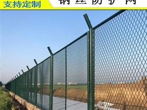 广州保税区防爬隔离网 梅州厂区钢板网金属围网
