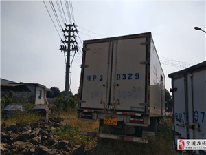 江淮中型厢式货车,冷藏车