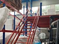 出售二楼平台货架木板
