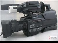 8成新索尼婚庆高清摄像机