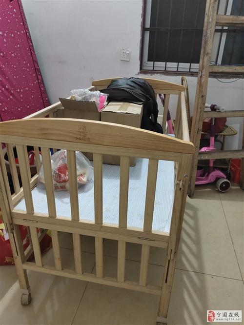 嬰兒床處理