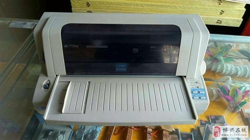 转让针式发票打印机二台
