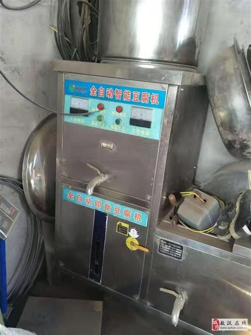 出售八成新全自动智能豆腐机