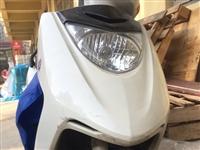 低价出售雅马哈品牌摩托车