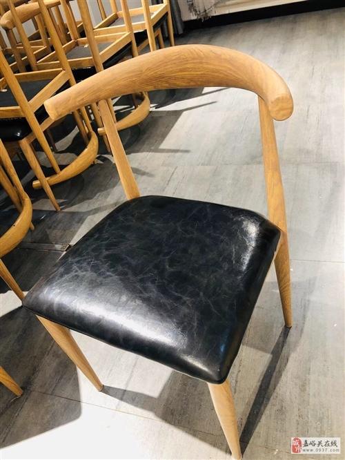 牛角黑皮凳、牛角灰皮凳