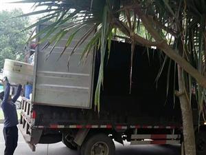 居民搬家 家具拆装 长短途货运 琼海快运搬家公司