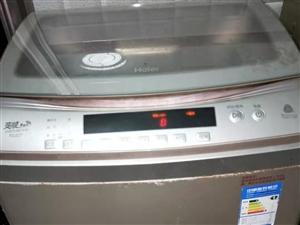 二手海尔洗衣机