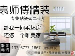 袁师傅精装-专业贴瓷砖