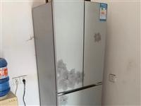 个人出售二手冰箱 无拆修350同城自取