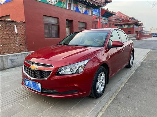 青州個人一手車16年雪佛蘭科魯茲,閑置出售