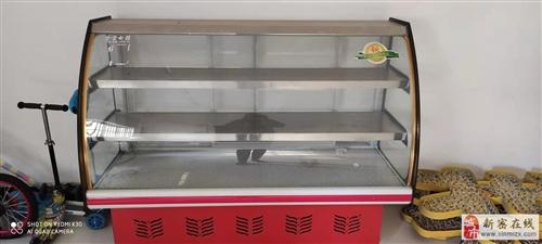 低价出售三层冷藏展柜