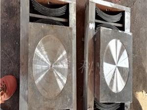 双向弹性球铰支座 弹性减震钢支座按需设计