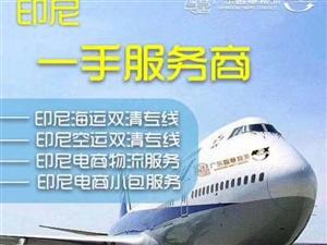 电商务物流服务印尼马来海运空运双清到门