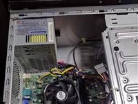 联想9成新高端四核电脑主机