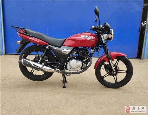 豪爵鉆豹摩托車