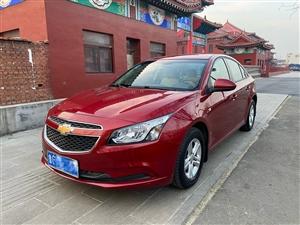 青州个人一手车16年雪佛兰科鲁兹,闲置出售