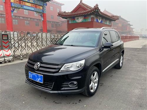 青州个人一手车12年大众途观1.8T顶配闲置出售
