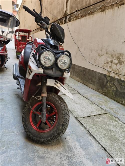 出售踏板摩托車(見圖)