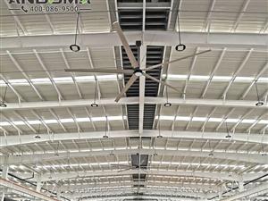 苏州节能工业大风扇 杭州大型工业吊扇厂家