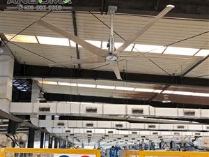 苏州节能工业大吊扇 杭州大型工业风扇厂家