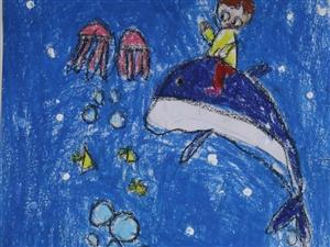 1172潘奇《海底世界》