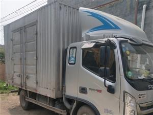 出售轻型厢式货车,福田奥铃