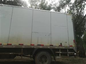 唐駿歐鈴4.2米箱貨