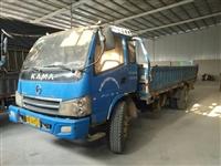 凯马6.4米重型车