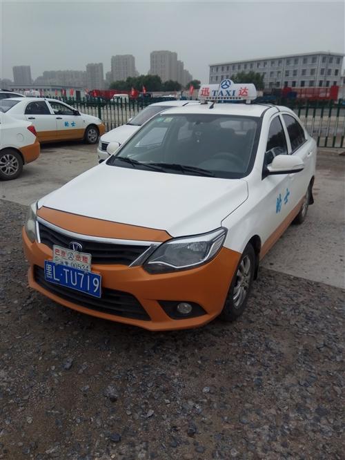 18年8月份悦翔V3出租车出售