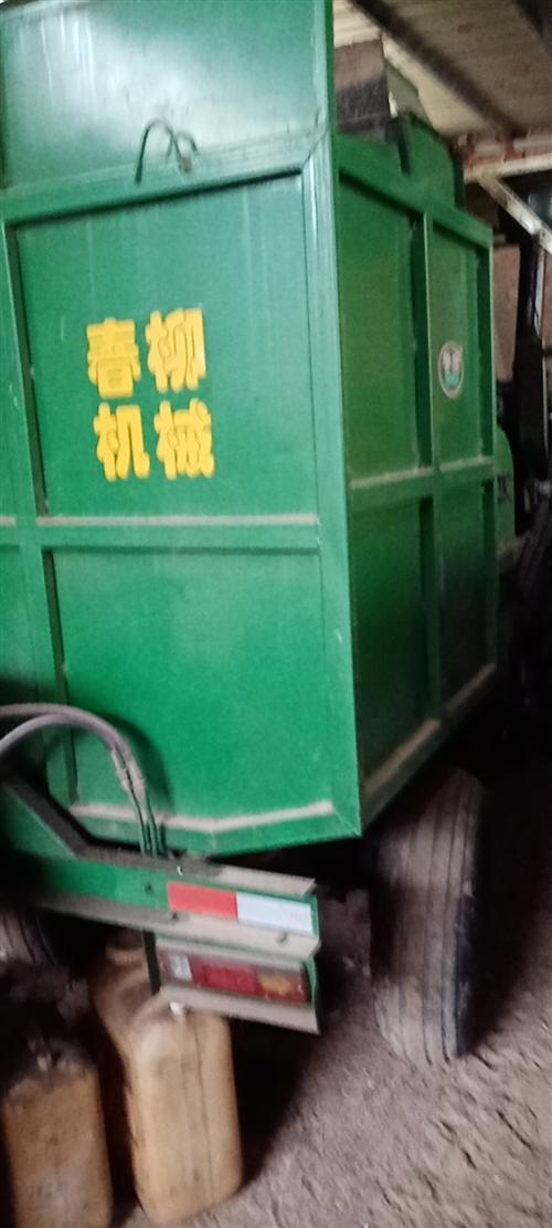 春柳玉米收割機