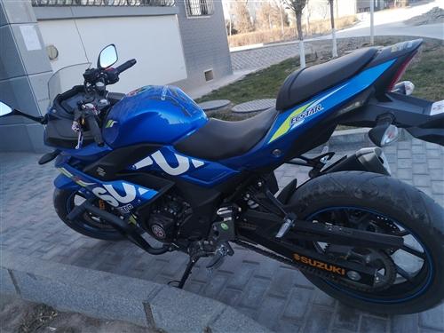 铃木GSXR250