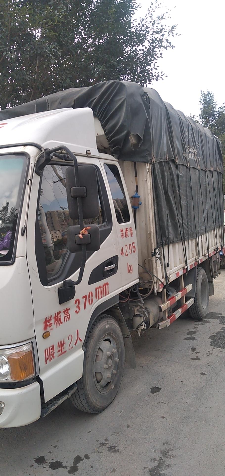 江淮轻卡货车